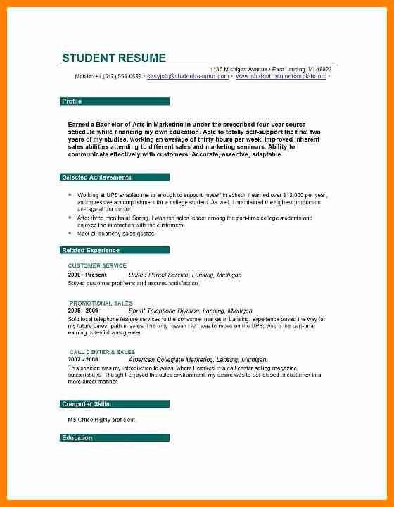 Resume Objective Example. Excellent Objective Example For Resume ...