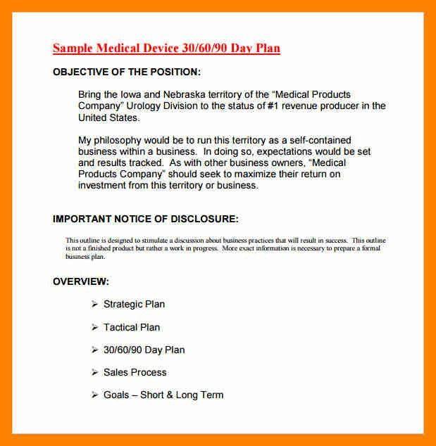 Sample 30 60 90 Day Plan. 30-60-90 Day Action Plan_5 Jpg 10+ 30-60 ...