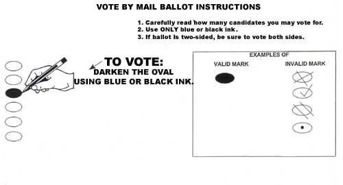 LaSalle County Clerk Optical Scan Ballot Voting - lasalle_county