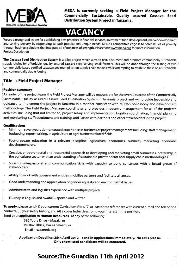 Project Manager Job Description Resume | Job Sample Resumes