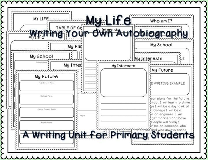 Best 25+ Autobiography writing ideas on Pinterest | Autobiography ...