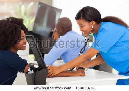 Medical Office Assistant Stock Images, Royalty-Free Images ...