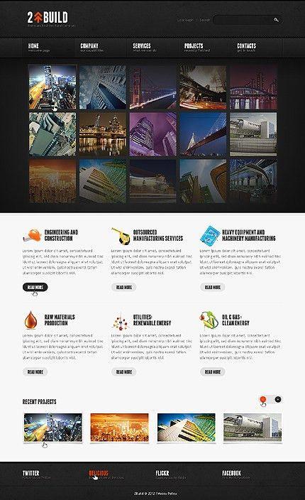 Best HTML5 Website Templates | Entheos