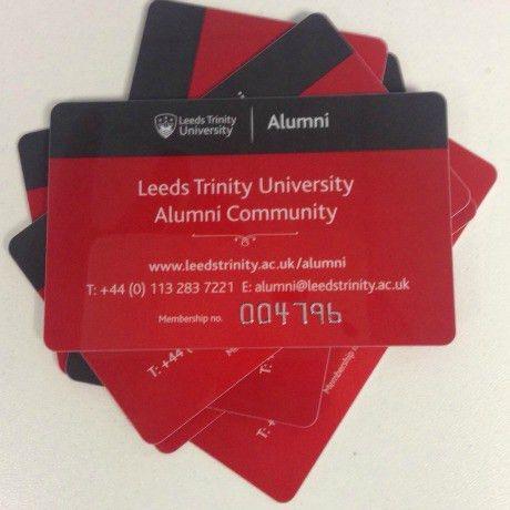 Alumni Membership Cards - Free   Leeds Trinity University Online Store