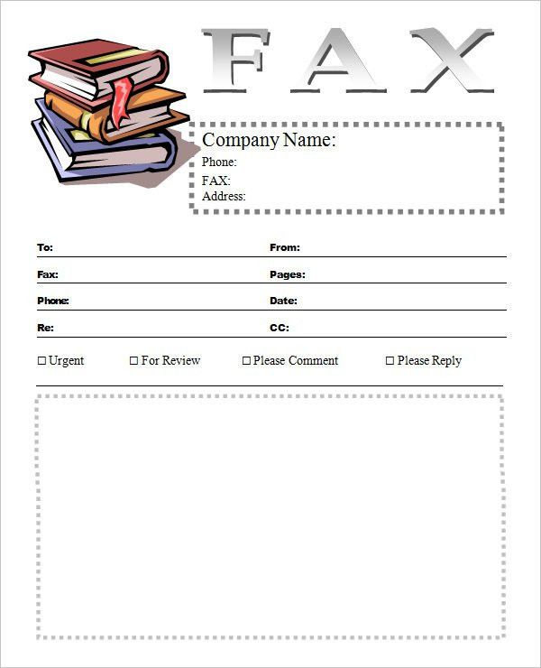 Fax Cover Sheet In Word. Quantum Fax Cover Sheet Word Template ...