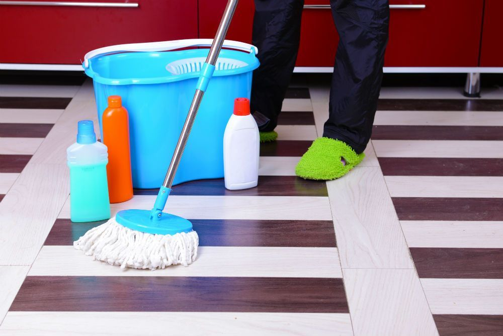 Best Home Cleaning in Arlington, VA | Next Day Cleaning
