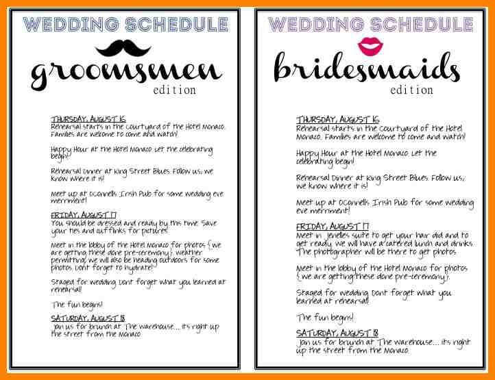 8+ wedding day timeline template free | grocery-clerk