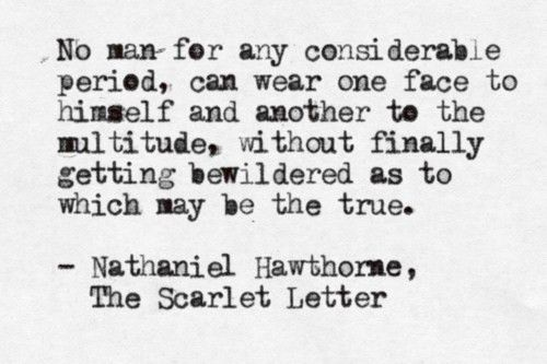 Scarlet Letter Quotes | | How to Format a Cover Letter