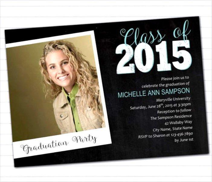 Top 20 Graduation Invitation Templates Microsoft Word For You ...