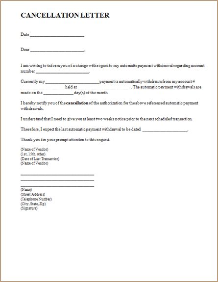 Download contract letter templates and open with microsoft word ...