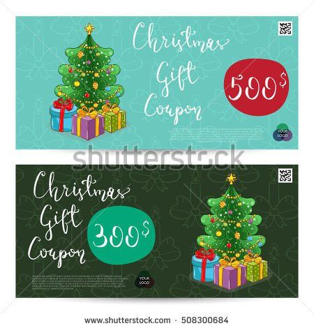 Christmas Voucher Stock Images, Royalty-Free Images & Vectors ...
