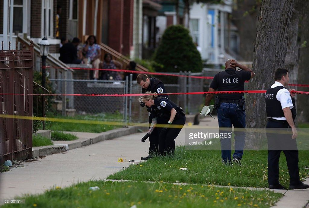 Gun Violence Continues To Plague Chicago, Over 1,000 Shootings For ...