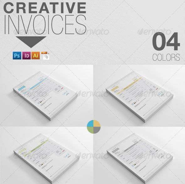 65 best invoice images on Pinterest | Invoice template, Invoice ...