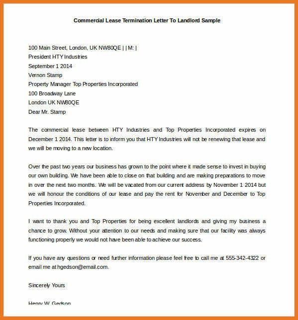 lease termination letter | art resume skills
