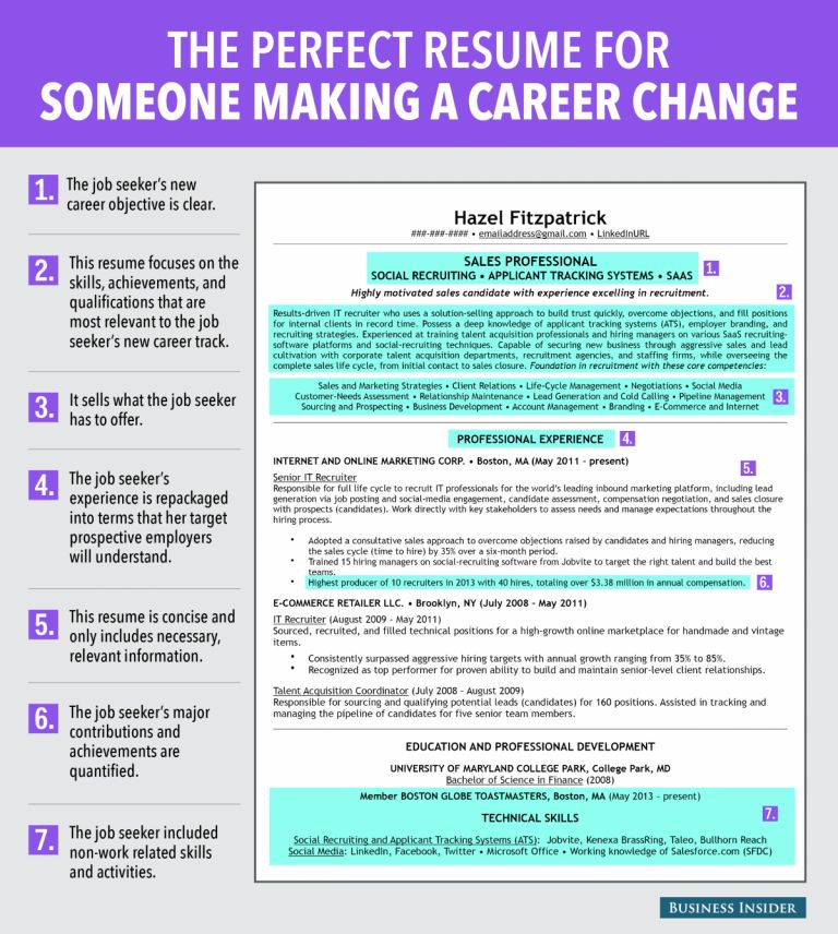 resume objective career change resume objective for career change