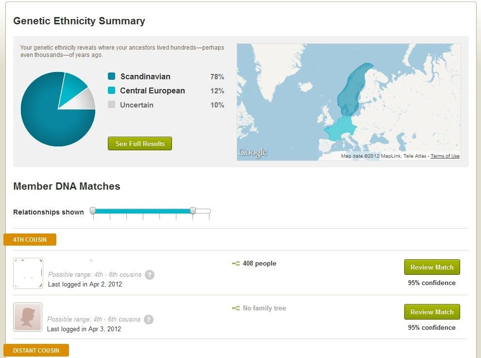 Problems with AncestryDNA's Genetic Ethnicity Prediction? – The ...