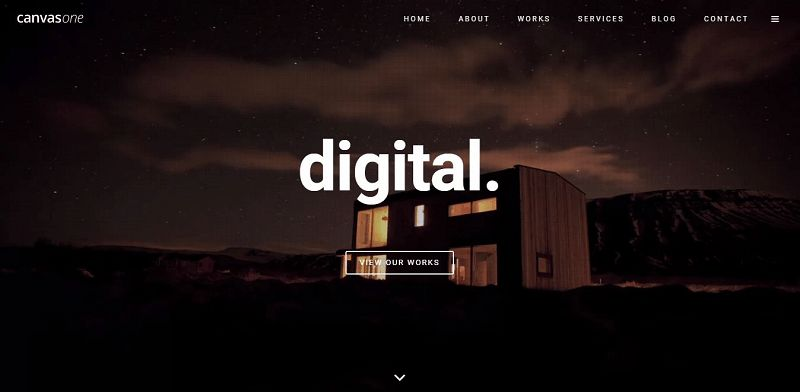 50 Responsive HTML & CSS Templates for 2017