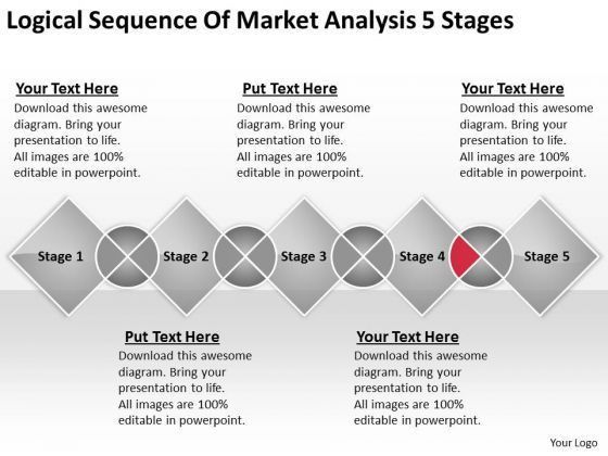 Market Analysis 5 Stages Ppt Business Development Plan Template ...