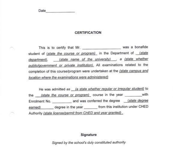 Updated Rules On Attested Education Certificate In Qatar – 2016 ...