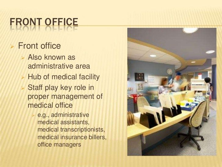 Introduction to Health Care Careers Medical Office Receptionist Insur…