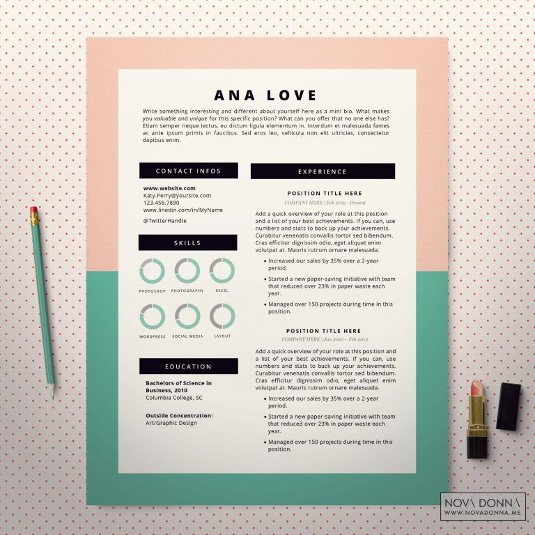 Instant Resume Templates. Resume Builder Free Template Resume ...