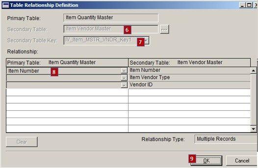 SOP Blank Packing Slip Form - Add Vendor's Item Number - Microsoft ...