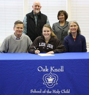 Oak Knoll Scholar-Athlete signs National Letter of Intent for ...
