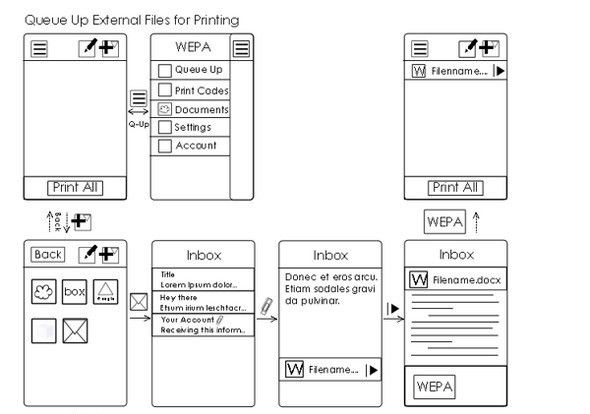 30 App and Website Wireframe examples