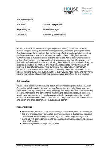 copywriter job descriptioncopywriter job description 3 ...