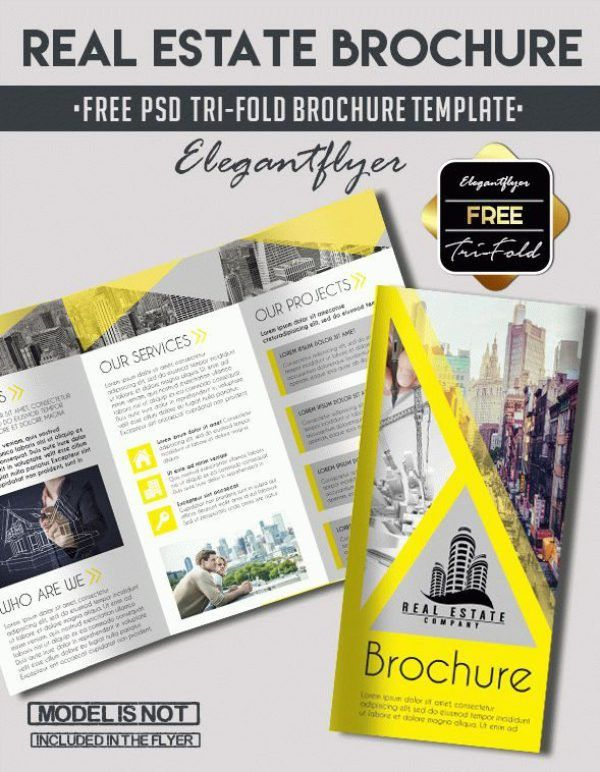 68+ Brochure Templates PSD with Smart Objects & Print Ready ...