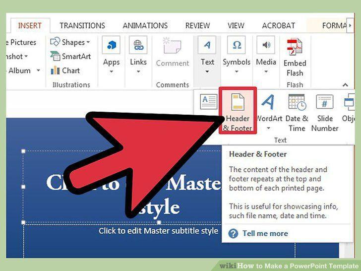 Make Powerpoint Template - Bolduc.info