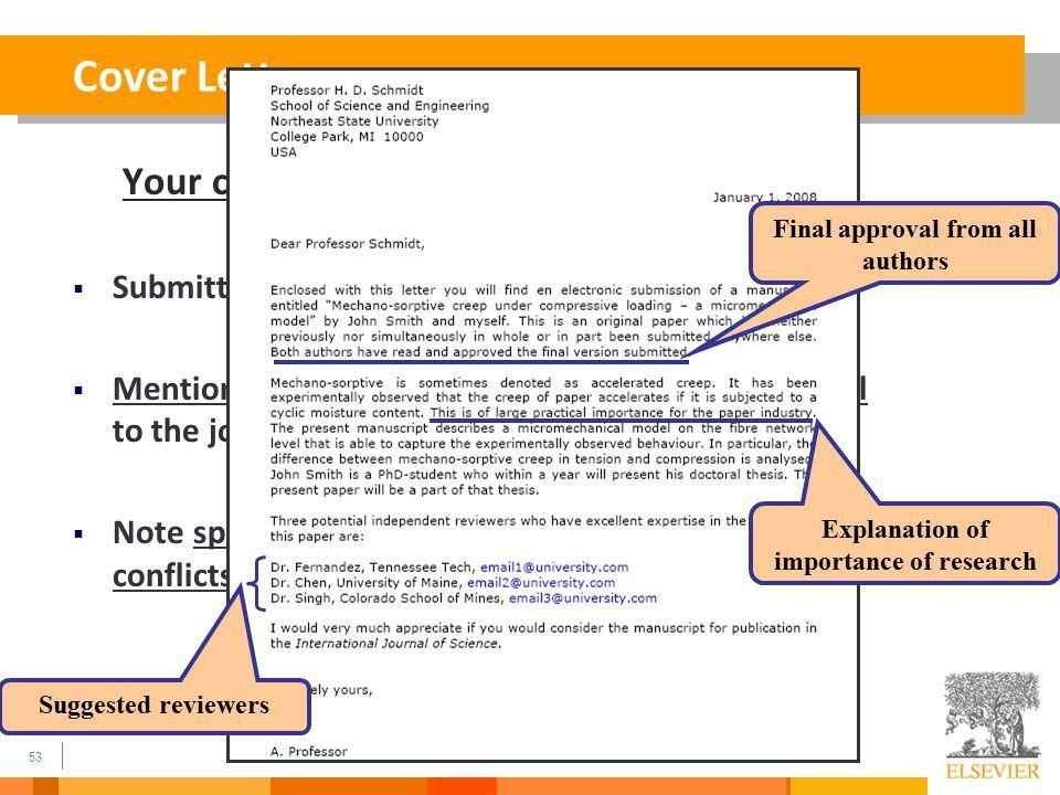 How to write a Great Paper and Get it Accepted by a Good Journal ...