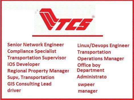 TCS Jobs in Dubai Free Visa Apply Now - WorldWide Job Here