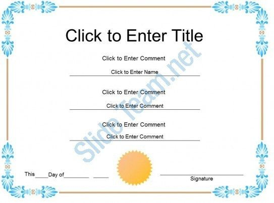 Student Recognition diploma Certificate Template of Completion ...