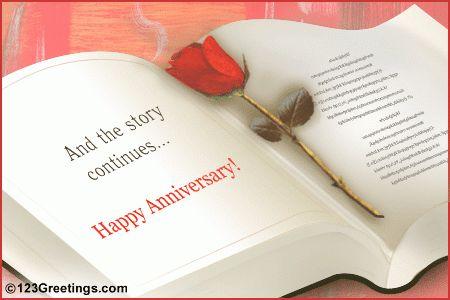 Milestone Anniversary Card. Free Milestones eCards, Greeting Cards ...
