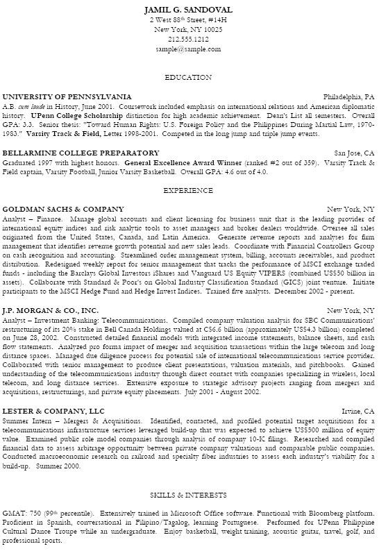 Resume Samples For College Students Application Sample Customer ...