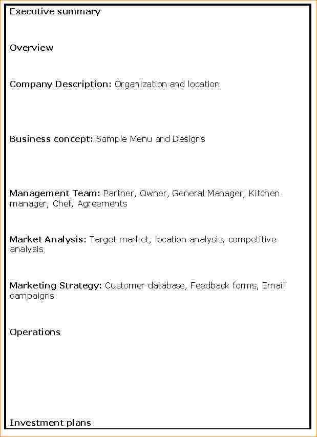 Simple business proposal template - Business Proposal Templated ...