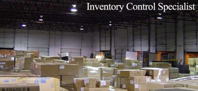 We Use Math » Inventory Control Specialist