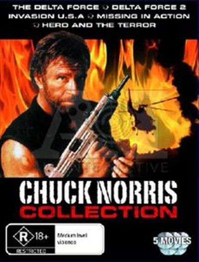 Buy Chuck Norris Collection - Delta Force / Delta Force 2 ...