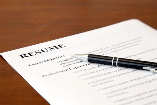 How to Write a Legal Resume | BCGSearch.com