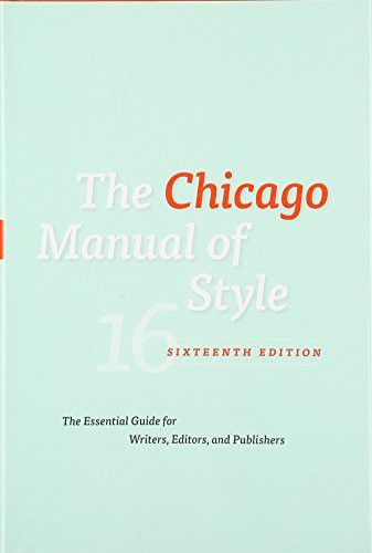how to cite books chicago style Citing library databases in chicago style bedford chicago son of citation machine book, ebscohost ebook.