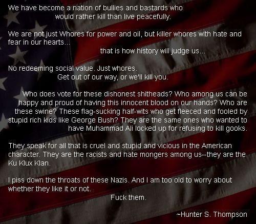 77 best Hunter S. Thompson images on Pinterest | Hunter thompson ...