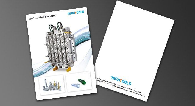 Single Page Brochure Design and Printing for Plastic Injection ...