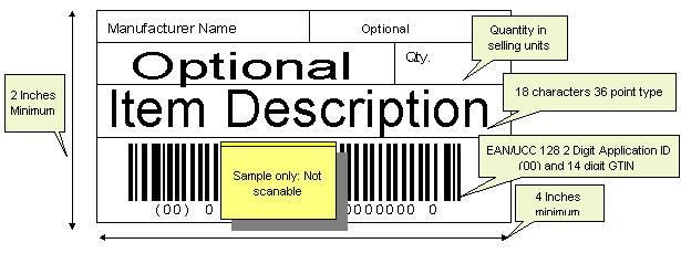 IBCA Guidelines for Product ID, Labels and Shipments