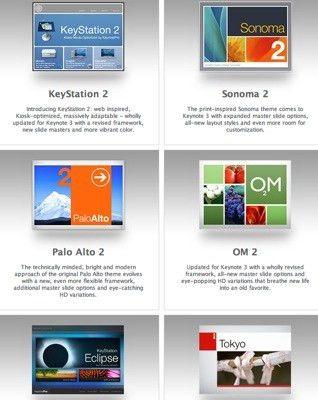 20 Awesome Free Keynote Templates - DezineGuide