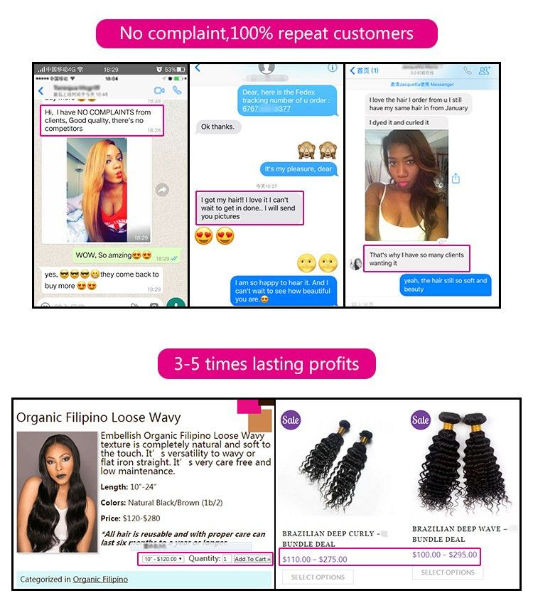 100% Natural Indian Human Hair Price List,Remy Hair Extensions ...