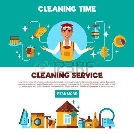 3,522 Floor Cleaning Stock Vector Illustration And Royalty Free ...