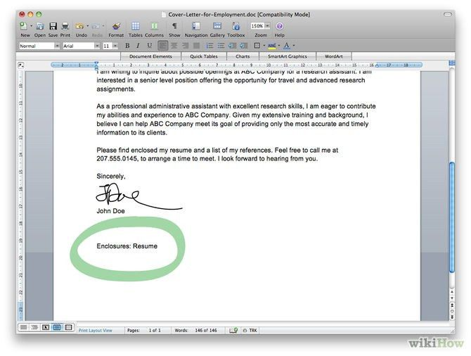 How to Write a Cover Letter, How to Write a Business Letter ...