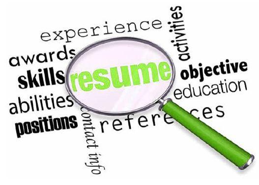 Job Search Skills Resume Writing