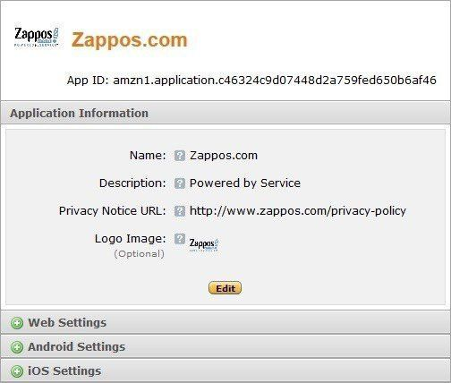 Privacy Policy for Login with Amazon - TermsFeed